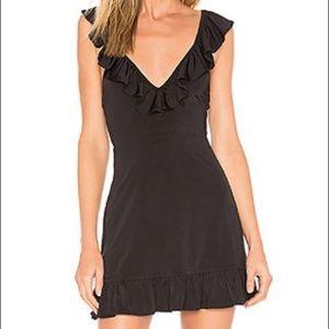 Sienna Mini Dress in Black